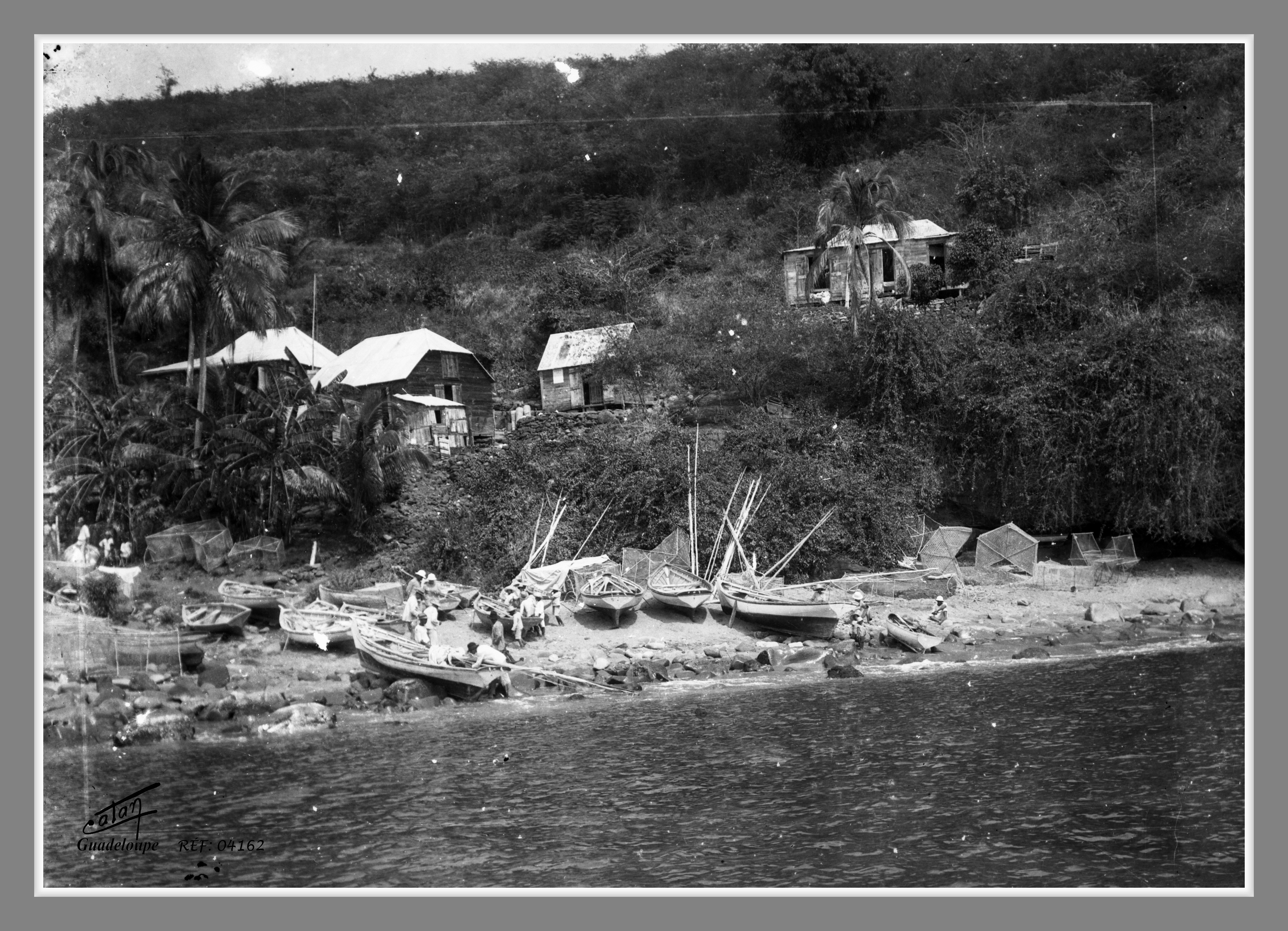 099 - Vieux-Fort, Anse Dupuy, Vers 1950